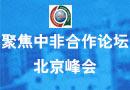人民网特别策划系列专访――聚焦中非合作论坛北京峰会:携手共命运 同心促发展[阅读]