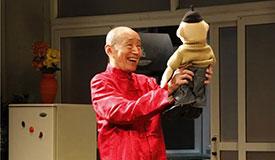 著名表演艺术家朱旭去世 享年88岁