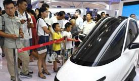 中国电动汽车充电服务实现互联互通