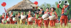 """""""树高千尺也忘不了根""""在这稻谷正飘香、蟹肥菊又黄之时,亿万农民迎来首个属于自己的节日。[阅读]"""