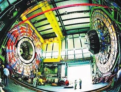 """三个""""不再犹豫""""保住北京正负电子对撞机"""