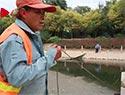 廊坊部分河渠污染