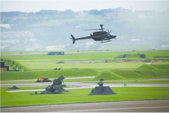 台演练与大陆航母攻防战 招数越来越少