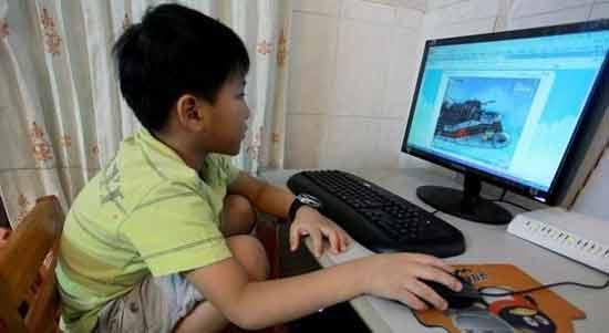 如何帮孩子远离不良上网习惯