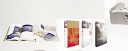 书籍装帧设计40年来的发展中华书卷艺术源远流长,是一条动态的滚滚流动的长河。[阅读]