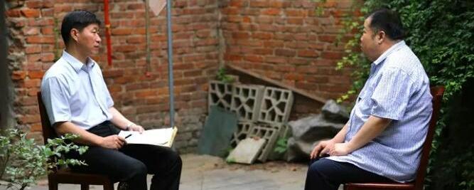 二月河接受中央纪委网站采访二三事一位从历史中走来的作家,这些饱含智慧的人生感悟,让人如沐春风,醍醐灌顶。[阅读]