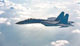 空军航空兵某旅开展实战化对抗演练