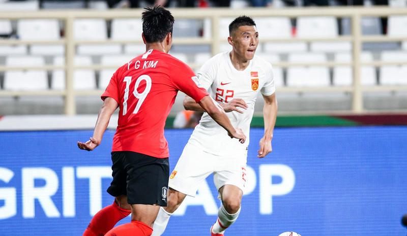 亞洲杯-國足0:2不敵韓國收獲小組第二
