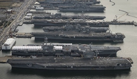 美軍為湊355艘大艦隊:改造商船加無人艇