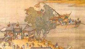 """古代也有""""春运"""":路远情深 他们如何归家?"""
