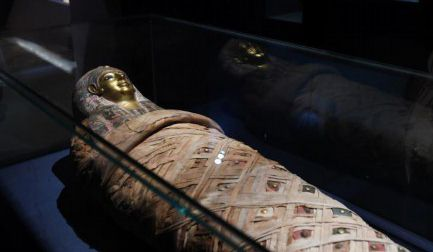 """""""法老的国度:古埃及文明展""""亮相杭州"""