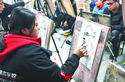 艺术人才需要天赋 也需要扎实的文化素养