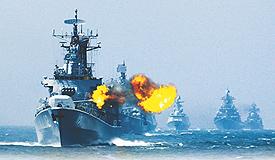 解读北部战区海军某驱逐舰支队的精神密码