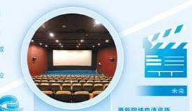 未来两年内电影银幕将继续保持增长
