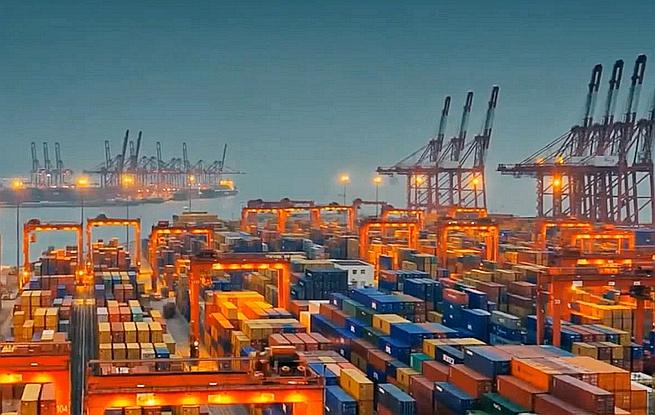 2019亚洲经济强国_...走在 全球第一经济强国 的节奏上
