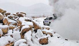 人工增雪催化劑影響健康?
