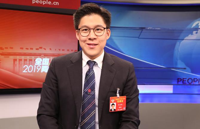 全国政协委员、香港各界青少年活动委员会执行主席霍启刚:推动年轻人积极参与国家发展进程