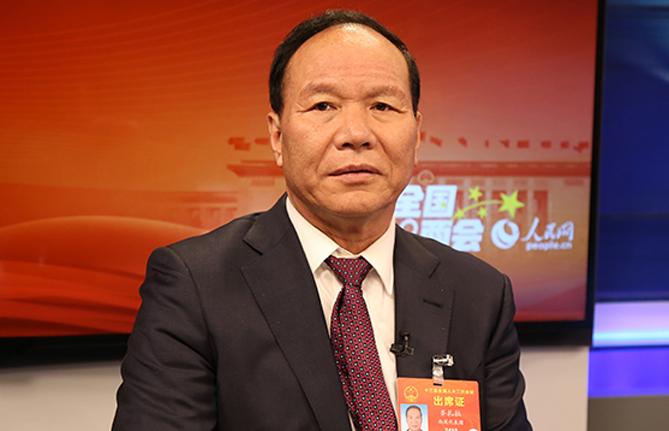 全国人大代表、西藏自治区主席齐扎拉:守护第三极 奋进新时代
