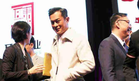 香港国际影视展开幕
