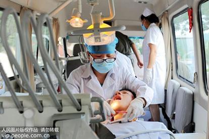 洗牙有利牙齿健康 这些洗牙谣言你信了吗?