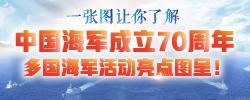 多国海军活动亮点带你提前看60余个国家海军代表团,30多个国家海军领导人齐聚青岛,共享海上盛宴。[阅读]
