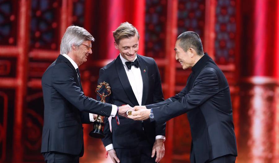 第九届北影节闭幕式暨颁奖典礼在京举行