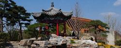 """世园会 四合院里""""品""""北京在世园会中华园艺展示区的北京园里,一座院子装下了整座""""北京城""""。[阅读]"""