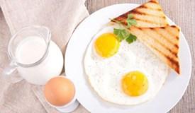 辰时吃早餐养胃气 四招判断食物热量高低