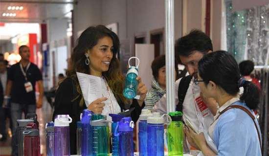 第六届中国(土耳其)贸易博览会开幕