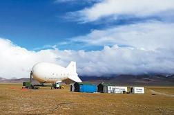 我国系留浮空器创驻空高度新纪录