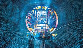 中企承建老挝水电枢纽工程加快建设