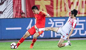 国足1-0塔吉克斯坦斩获热身赛两连胜