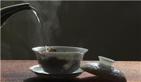 """让中国茶香满""""一带一路"""""""