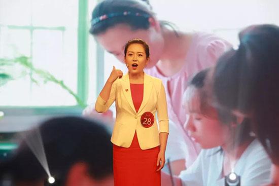 """直击现场!""""劳动筑梦""""全国职工演讲比赛在济南开赛_城管上街撕福字"""