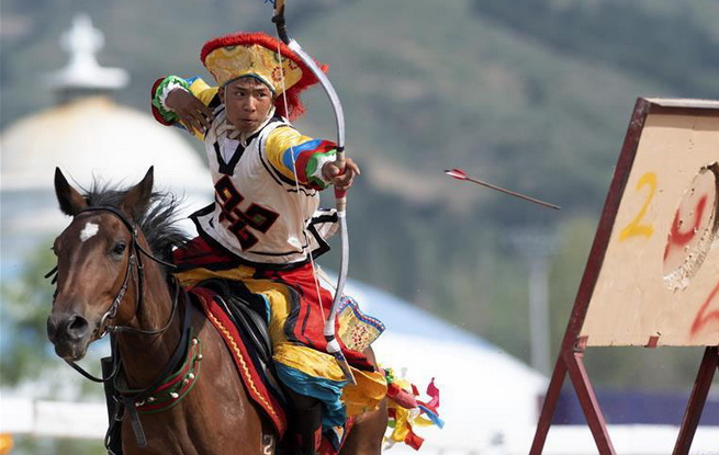 第十一屆全國少數民族傳統體育運動會精彩紛呈