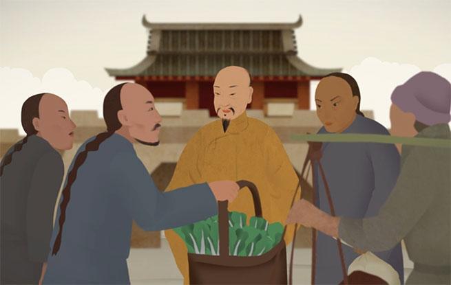 习近平讲故事:民之脂膏