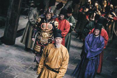 《长安十二时辰》冯嘉怡如何演好圣人?