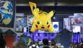 2019口袋妖怪世界锦标赛举行