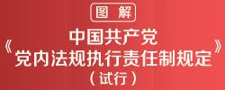 图解党内法规执行责任制规定(试行)规定有哪些主要内容?人民网・中国共产党新闻网带您一图了解。[阅读]