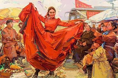 绘时代风采铸中国精神