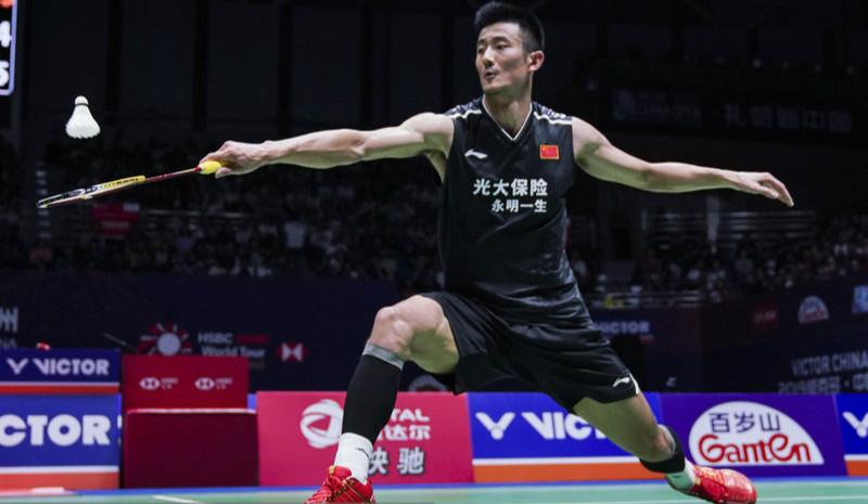 中国羽毛球公开赛 谌龙1-2不敌桃田贤斗