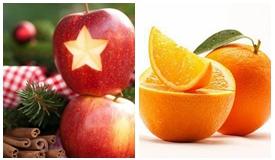 孕期多吃苹果柑橘,孩子不孤僻