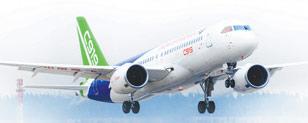 首款自主研制的大型客机C919大型客机项目的实施对于转变经济增长方式的促进作用已经逐渐显现。[阅读]