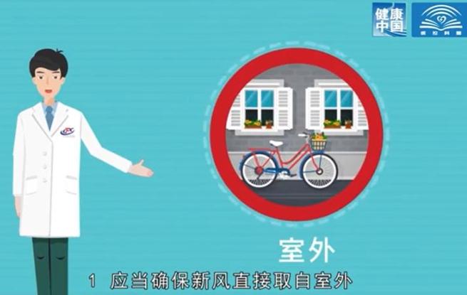 <strong>新冠肺炎流行期间空调使用预防指南</strong>