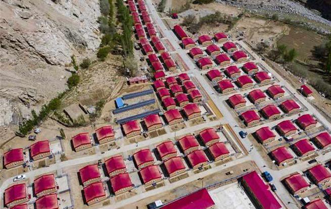 新疆叶城:山村出行条件大幅改善