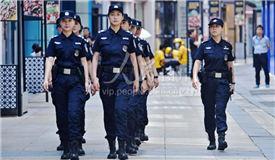 江苏常州:走近首支女子巡特警中队