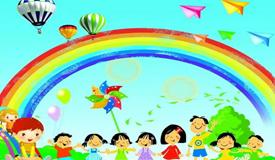 疫情下的暑假为孩子撑把健康保护伞