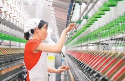 中国民营企业发展呈现量质齐升势头