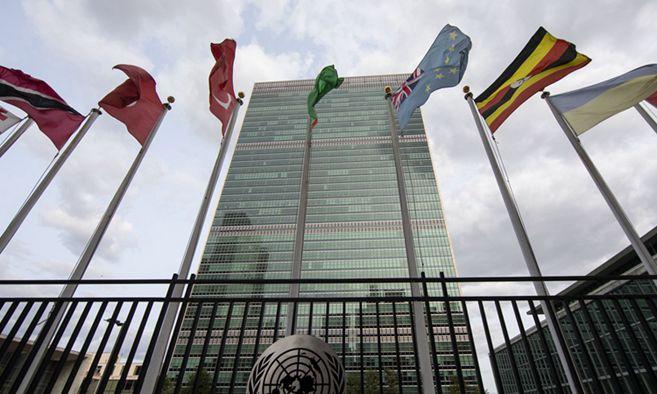聚焦联合国总部
