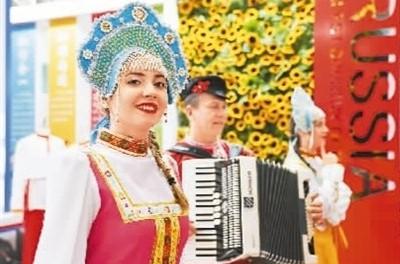海丝之路文化和旅游博览会在宁波启幕